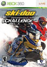 Ski-Doo: Snowmobile Challenge  --  Microsoft XBOX 360 Game Complete w/ Case