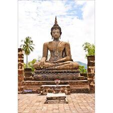 Stickers muraux déco :Bouddha 1302
