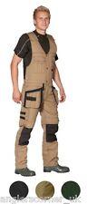 Ocean Thor Work Wear Comfort Bib & Brace Overalls / Workwear 80-13