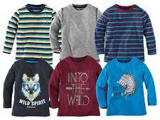 Lupilu 2x Kleinkinder Jungen Langarmshirts Langarm Shirt Pullover Pulli neu