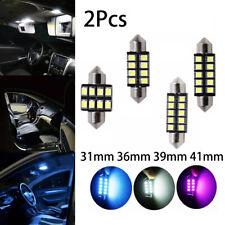 31mm 36mm 39mm 41mm Auto Interior Lamp Car Dome Light  LED Bulb CANBUS NO ERROR