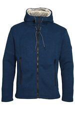 Mens Hoodie FORAY Guard Fleece Lined Hoodie Olympian Blue