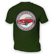 Crecer opcional MGBGT Para Hombres Camiseta-x13 colores-Regalo Presente Clásico Británico