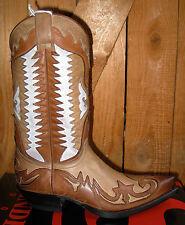 3840 Sendra boots western marron *** promo à saisir ***