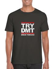 Try DMT - Break Through | The Spirit Molecule | T Shirt