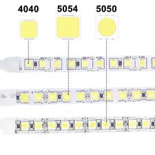 5m 600 led strip light 120leds/m 5050 5054 4040 SMD rgb tape kitchen lighting DC