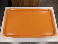 VASSOIO SELF SERVICE FOOD CATERING CUCINA SPARECCHIO TEAK LAMINATO VARIE MISURE