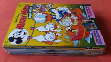 Micky Maus Hefte des Jahrgang 1990 mit Beilagen, sehr guter Zustand, zur Auswahl