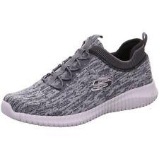 NEU Skechers Herren Sneaker ELITE FLEX - HARTNELL 52642 GYBK GYBK grau 328567