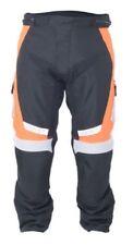 RST 1889 RALLYE MOTO respirant Ce pantalon textile - fluo rouge