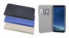 Handy-Tasche Schale Hülle für Samsung Galaxy S8 PLUS G955F Book-Style / 3-Farben