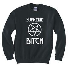 """Suprême BITCH Pentagramme"" Sweat"