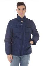 Enrico Coveri jacket Men's Blue new original genuin SHINY_DEEP BLUE PH