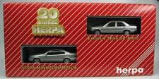 Herpa Set 20 Jahre Mercedes 190 CLK 187503 OVP neu 1:87