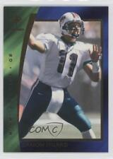 2000 Collector's Edge Odyssey Retail 51 Damon Huard Miami Dolphins Football Card