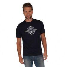 Herren Freizeit T-Shirt Algar RMT110 mit Printaufdruck von Regatta