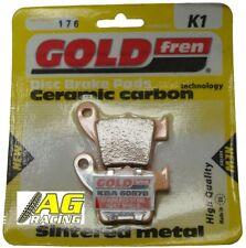 Goldfren K1 Trasero Pastillas De Freno Honda Cr Crf 150 Cr cre 250