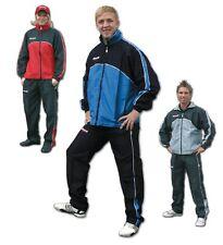 Kinder Kids Unisex Sportanzug Freizeitanzug Präsentationsanzug VEGAS Fitness