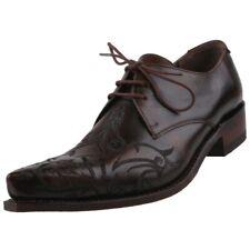 NUEVO SENDRA BOTAS Zapatos Con Cordones para hombre bajo piel película OESTE