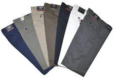 Pantalone uomo classico dritto 46 48 50 52 54 56 58 60 cotone elasticizzato RAY