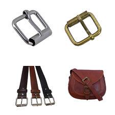 10 x 35mm ANTIQUE finish metal buckle bag shoe corset leather craft strap Z35