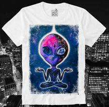 Hotbox T Shirt UFO Alien Believe Trippy Psychedelic LSD MDMA Acid albetr Hofmann