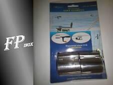 Support de gaffe pour voilier 2 Pcs Inox 316 L