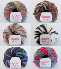 PUNTO  - Katia - Wolle  -  50g  -