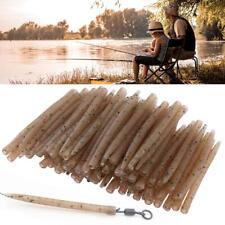 Soft Rubber Anti Tangle Hook Sleeves Aligner Positioner Tubes Carp Fishing Rig