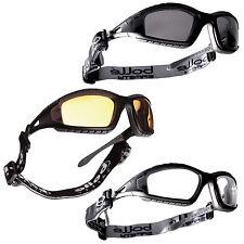 Bolle Tracker Ii Airsoft disparo seguridad Gafas Gafas-Transparente Ahumado & Amarillo