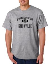 USA Made Bayside T-shirt USA City Property Of Knoxville