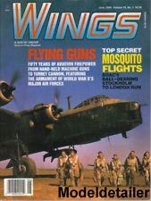 Wings Magazine June 2000, Mosquito, Armament, Turret