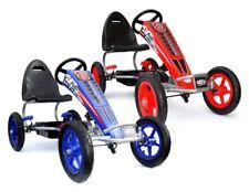 Go karts à pédales jusqu'à 60kg, enfant, roues gonflables, F8-1