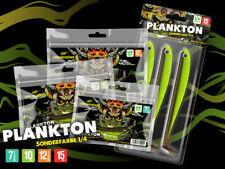 Lieblingsköder Plankton - Die neuen Sonderfarben 2017 - Größe von 7,5 bis 15 cm