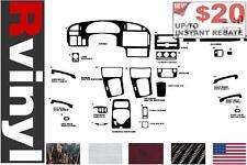 Rdash Dash Kit for Saab 9-5 2006-2010 Auto Interior Decal Trim