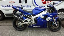 YAMAHA YZF1000 R1 1998-2001 4XV- 5JJ Road-Legal/Race Motorbike Exhaust Muffler