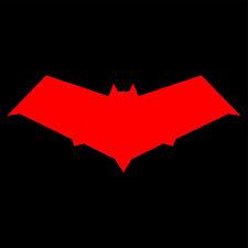 Red Hood Decal / Sticker - Choose Color & Size - Batman Joker Jason Todd