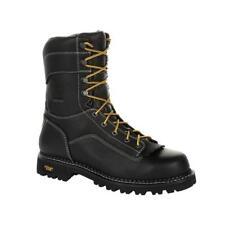 NEW GEORGIA  AMP LT Logger Low Heel Waterproof Work Boot GB00271 -NIB