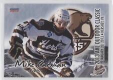 2013 Choice AHL Outdoor Classic #03 Mike Carman Hershey Bears (AHL) Hockey Card
