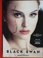 BLACK SWAN - NATHALIE PORTMAN - VINCENT CASSEL - MILA KUNIS - DVD en Tbé