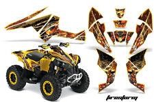 AMR RACING ATV GRAPHIC STICKER KIT QUAD DECAL CANAM RENEGADE 800X/R FIRESTORM YL