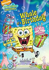 Spongebob Squarepants - Whale Of A Birthday (DVD, 2007)