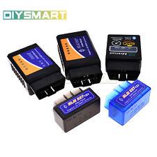 LM327 WiFi Bluetooth OBD2 OBDII Car Diagnostic Scanner Code Reader AU