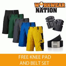 Dickies Pro Work Shorts (DP1006) - FREE KNEE PAD & BELT SET