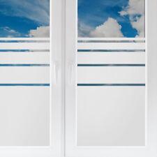 Fensterfolie Milchglasfolie Sichtschutz Glasdekor Fenster satiniert W1110