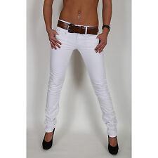 New G-Star Fender skinny wmn Damen Jeans Hose weiß W L 25 26 30 31 32 34 neu