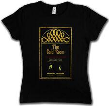 The Gold Room Woman T-Shirt – Jack Shining Nicholson Restaurant Hotel Torrance