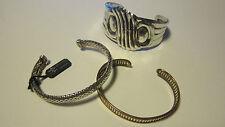 Bracciale rigido argento. Sterling silver rigid bracelet