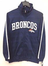 Denver Broncos Mens G-III Takeaway Space Dye Track Jacket 037