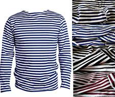 TELNYASHKA RUSSIAN Army Uniform Military Striped  Quality T-Shirt 100% Cotton